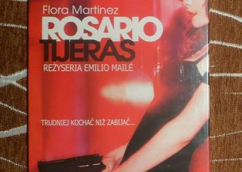 "Film na DVD Flora Martinez ""Rosario Tijeras"""