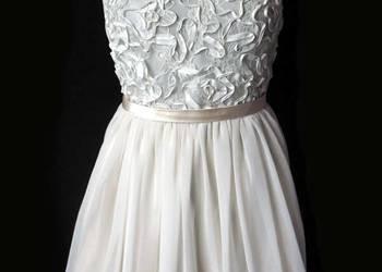 9e4bb562a4 sukienki z szyfonu na wesele - Sprzedajemy.pl
