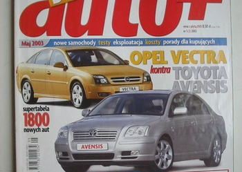 """""""Auto"""" nr 5  maj 2003 r. (cena z przesyłką)"""