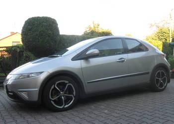 Honda Civic VIII 1.8 SPORT! 1 właściciel (jak nowa)!! IGŁA!! na sprzedaż  Rybnik