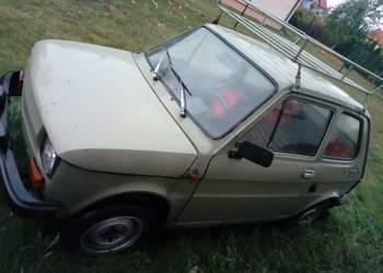 Fiat 126p 1985r