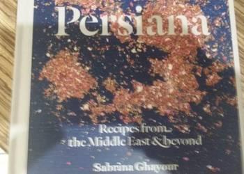 Persiana - przepisy kuchni Bliskiego Wschodu NOWA po angiels