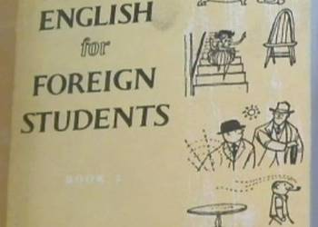ENGLISH FOR FOREIGN STUDENTS BOOK 1