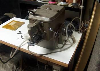 Maszyna do szycia Strobel kl. 410, kuśnierka