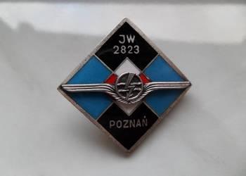 Odznaka - Jednostki Wojskowej 2823 POZNAŃ
