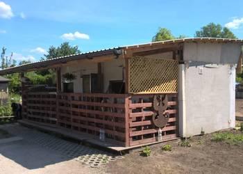 Działka ROD z domkiem holenderskim