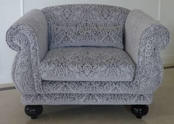 Fotel sofa wypoczynek stylowy Kleo