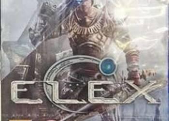 ELEX Nowy folia PS4 PL wersja językowa