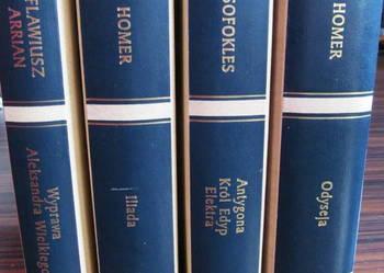 Kolekcja arcydzieła kultury antycznej komplet 4 pozycji now