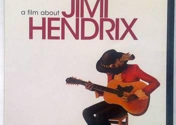 Jimi Hendrix. A film about. Dwupłytowa edycja specjalna. DVD