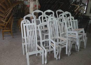 Nowy stół rozkładany z krzesłami producent OKAZJA!