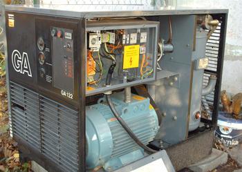 ATLAS COPCO GA 22  sprężarka śrubowa kompresor