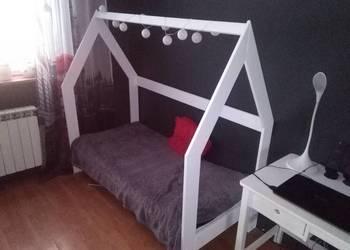 Łóżeczko domek dla dziecka