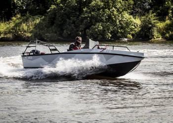 Aluminiowa łódź J-TECH F17