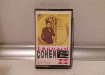 Leonard Cohen kaseta
