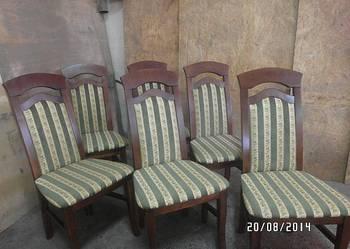 Tapicerowane krzesło krzesła do jadalni i nie tylko