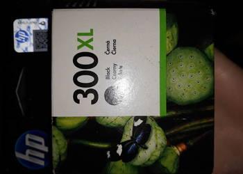Tusz HP 300 XL black