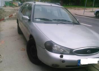 Ford Mondeo mk 2 Ghia 1999r 2.5 v6 Sekwencja