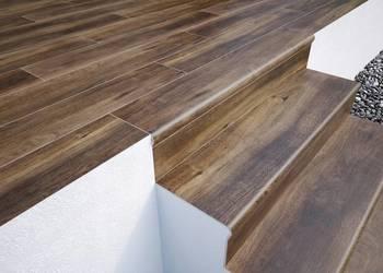 Gres 32x120 schody kapinos drewno Mattina stopnica