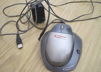 Myszka do Komputera bezprzewodowa ze stacja ladowania na kab