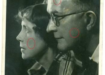Stare zdjęcie Paul Elgers artysta? muzyk? dedykacja 1937 rok