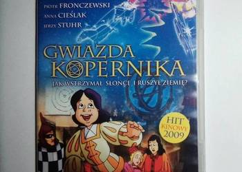 bajka DVD Gwiazda Kopernika i inne bajki, wysyłka