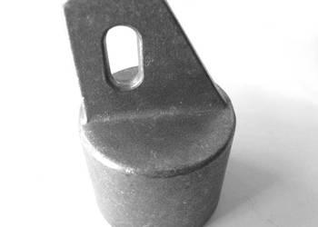 kapturek kapsel nasadka podpora słupa siatki FI48 szt=6,50zł