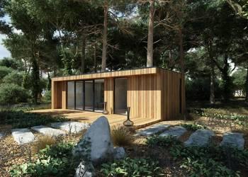 PROMOCJA! Nowoczesne domki letniskowe drewniane producent