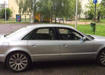 Audi a8 D2 recaro, zadbana