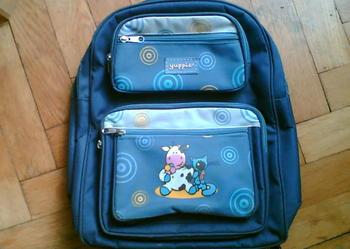 Plecak dziecięcy, szkolny dla dziecka