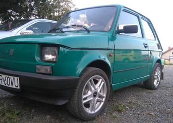 Piękny Fiat 126 plus gratisy zamienię lub sprzedam