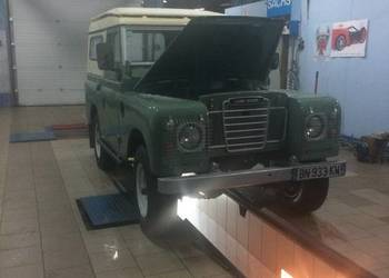 Land Rover Seria III Sahara