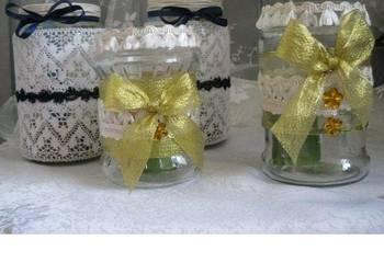 Dekoracyjne lampiony na świeczki,tealighty -różne wielkości