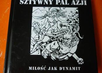 """Płyta CD Sztywny Pal Azji """"Miłość jak dynamit"""""""