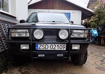 Opel frontera 2.8  ZAMIENIE NA T4