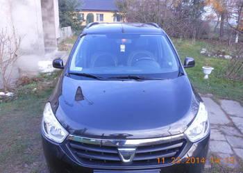 Dacia Lodgy 7 miejscowa bogate wyposażona