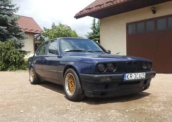 Sprzedam BMW E30 1990r 1.6+lpg