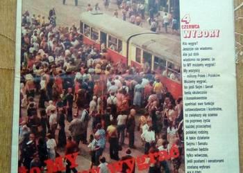 PRZYJACIÓŁKA NR 22 / 1989 ROK - WYBORY 4 CZERWCA