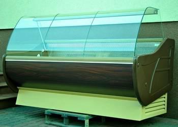 Lada chłodnicza Juka Europa 2m. Dostawa