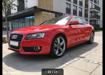 Audi A5 S-line Coupe Super Stan i wygląd Idealny Super Stan