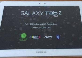 Rewelacyjny Duzy 10 calowy tablet Samsung Galaxy Tab !!!