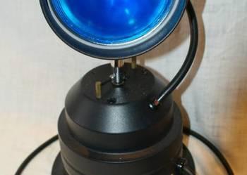 Światło dyskotekowe , PAR 36 , Spot , obrotowy- regulowany