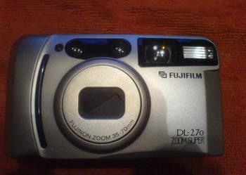Sprzedam aparat fotograficzny firmy FUJIFILM.