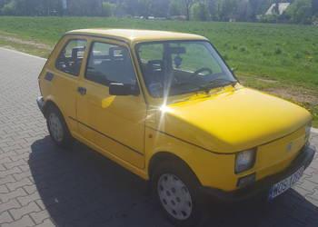 Maluch HappyEnd nr. 467 Fiat 126p rzadki okaz