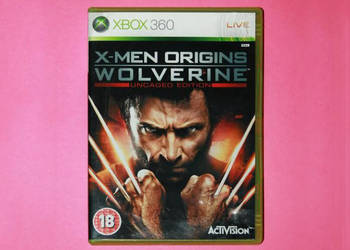 X-Men Origins Wolverine (X360 | Xbox 360)