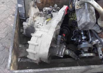 SKRZYNIA BIEGÓW kod FJS/AFK VW TRANSPORTER T4 2,5 tdi