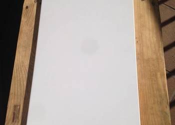 płytka ścienna Biała Matowa Lux Outlet