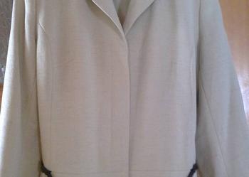 Komplet spodnie i żakiet firmy ELIZABETH rozm 38