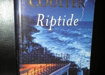 Catherine Coulter Riptide w oryginale po angielsku
