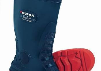Buty robocze gumowce COFRA Rozm.38 i Rozm.40
